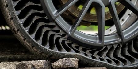 Airless Car Tires