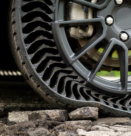 Airless Car Tire
