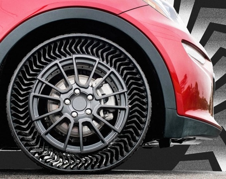 Puncture-Proof Tire