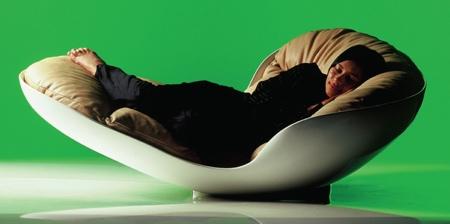 Snug Lounge Chair