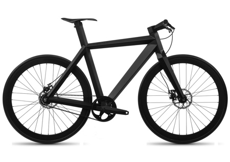 Black Bicycle