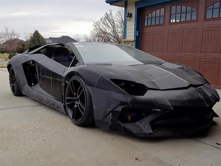 Handmade Lamborghini