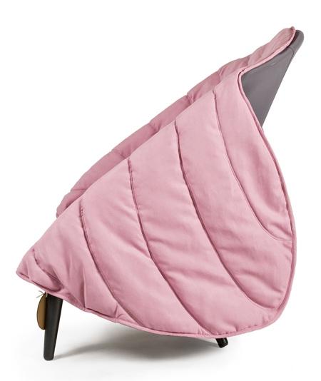 Kseniya Alferova Blanket Chair