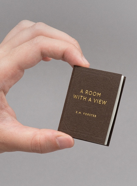 Tiny Book Business Card