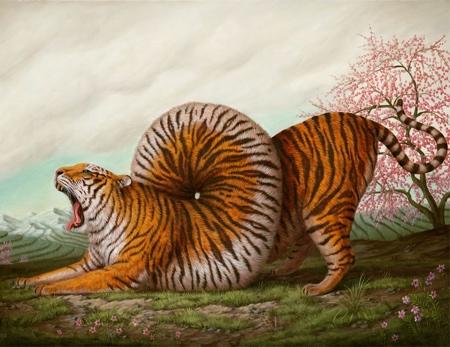 Twisted Animals
