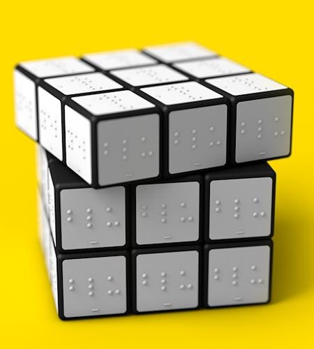 Blind Rubiks Cube