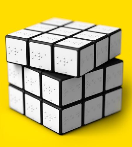 Konstantin Datz Rubik's Cube
