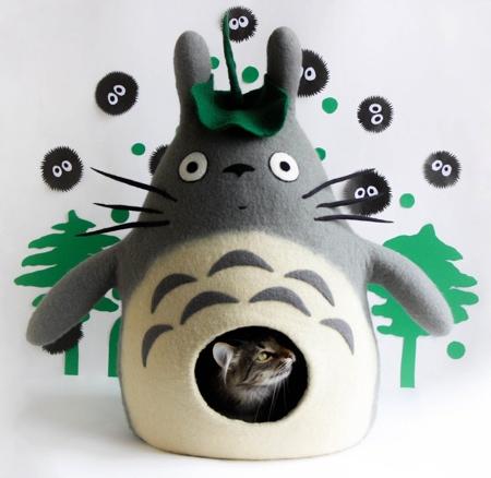 Totoro Cat Bed