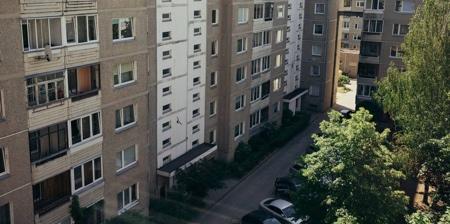 Chernobyl Apartment