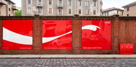 Coca-Cola Recycle Billboards