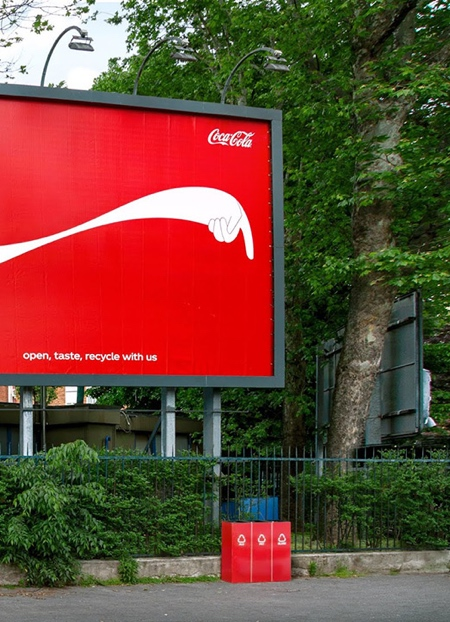 Recycle Billboard