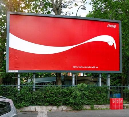 Publicis Italy Coca-Cola Recycle