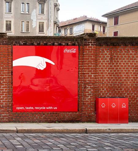 Coca-Cola Recycle