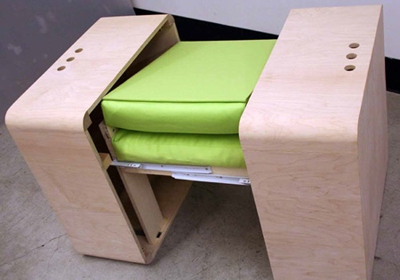Coffee Table ArmChair