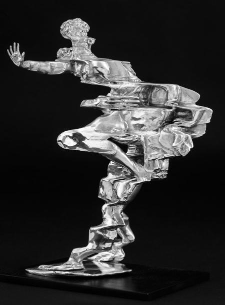 Glitched Greek Statues