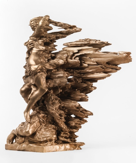 Zachary Eastwood-Bloom Distorted Statues