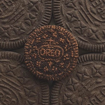 Embroidered Oreo
