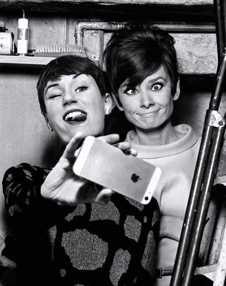 Iconic Selfie