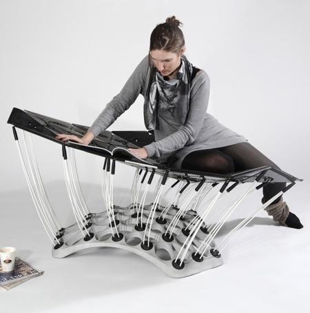 1001 Futuristic Bed