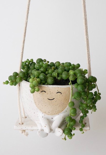 Happy Face Planter