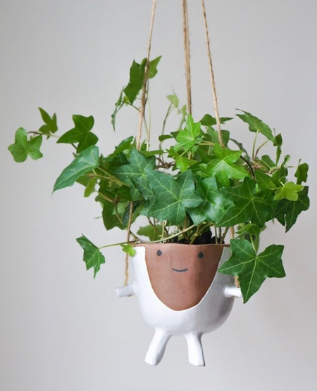 Hairstyle Planter