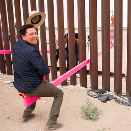 Teeter Totter Border Wall