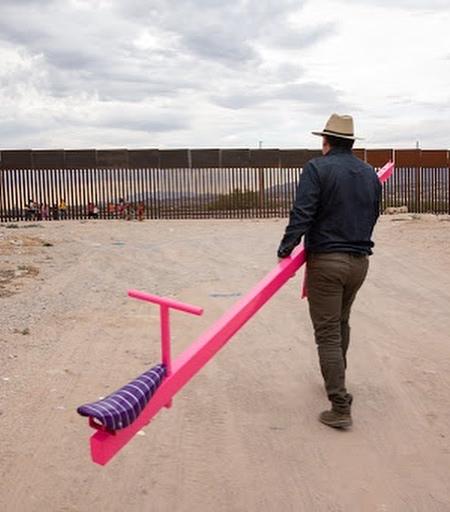Seesaw Border Wall
