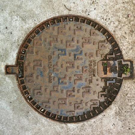 OaKoAk Manhole Cover