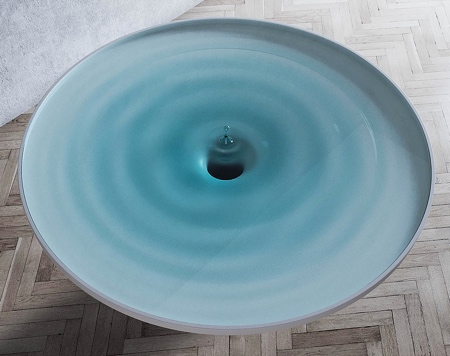 Drop of Water Table