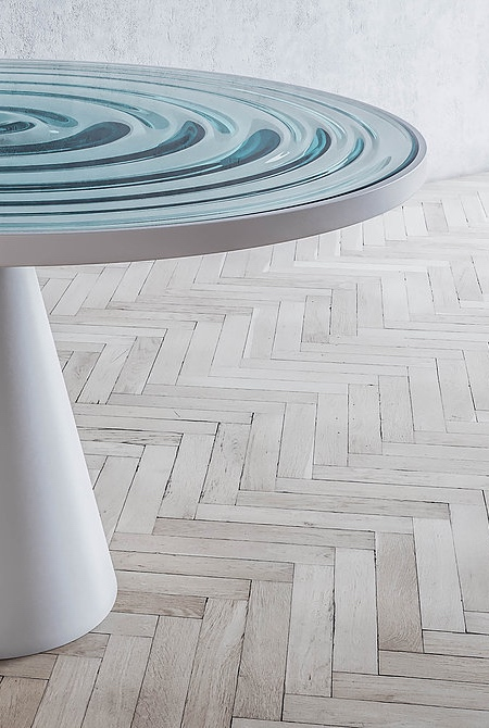 Stelios Mousarris Rippling Table