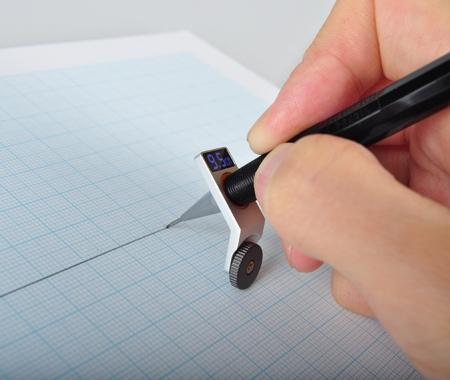 Straight Line Pencil Tool