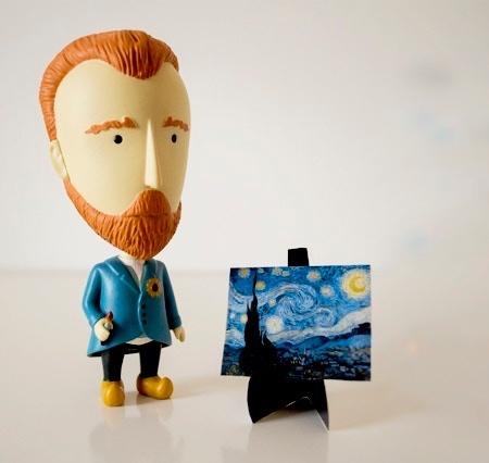 Vincent Action Figure