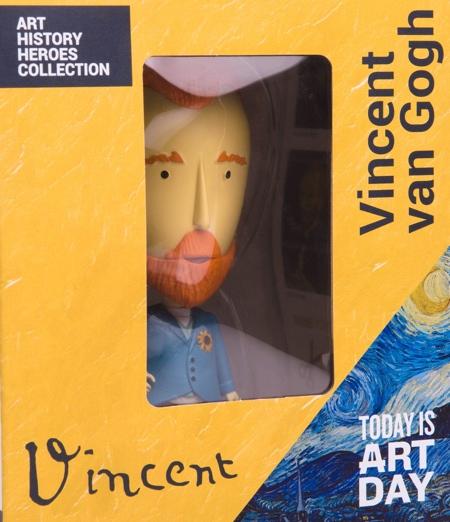 Vincent Van Gogh Toys