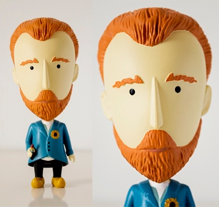 Vincent Van Gogh Fugure