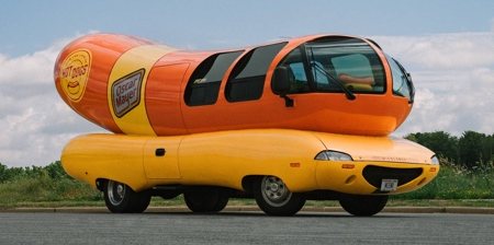 Wienermobile Airbnb