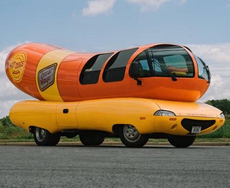 Real Oscar Mayer Wienermobile
