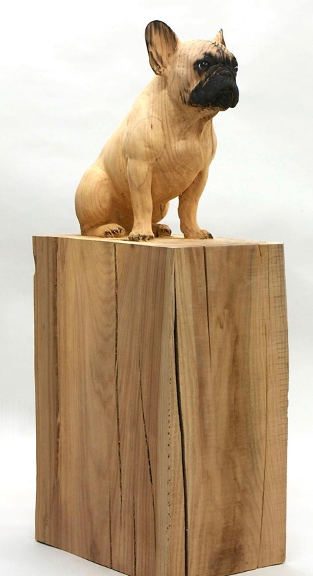 Gerard Mas Wooden Dogs