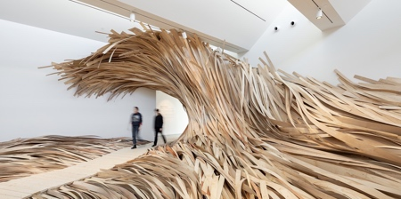 Wooden Waves