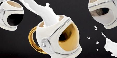 Astronaut Helmet Mug