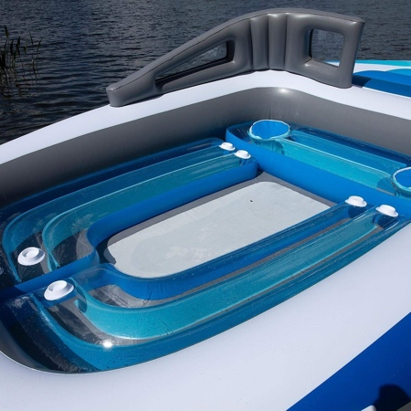 Swimming Pool Boat