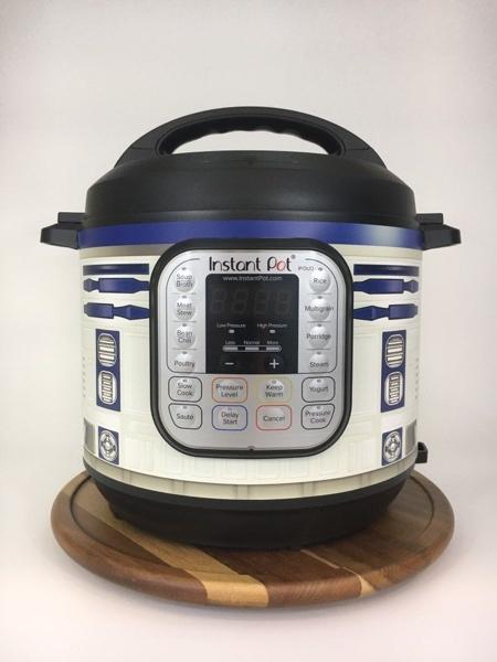 Star Wars R2-D2 Instant Pot