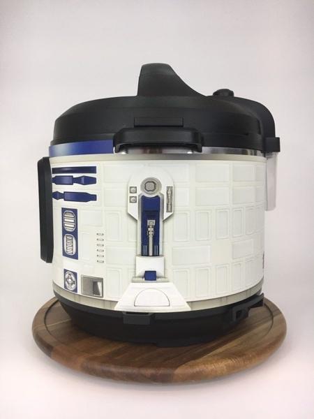 R2-D2 Droid Instant Pot Wrap