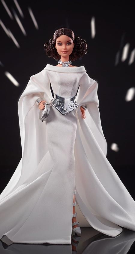 Princess Leia Barbie Dol