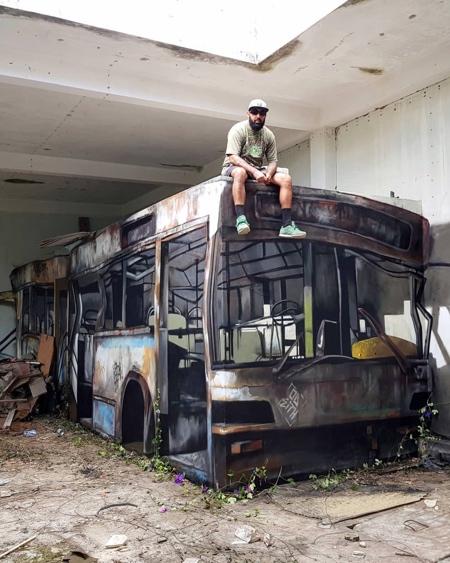 Odeith 3D Bus