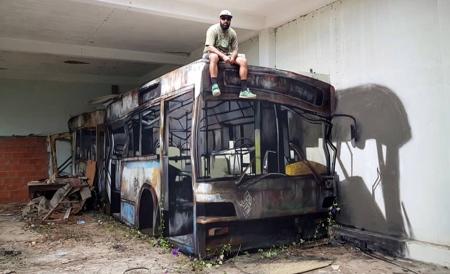 Odeith Bus