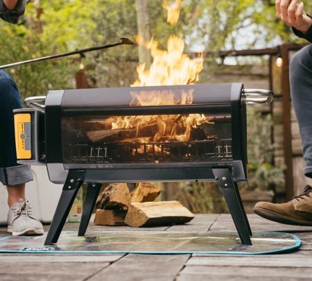 BioLite Smoke Free Wood Burner