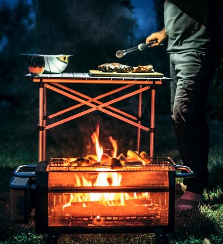 BioLite Wood Burner