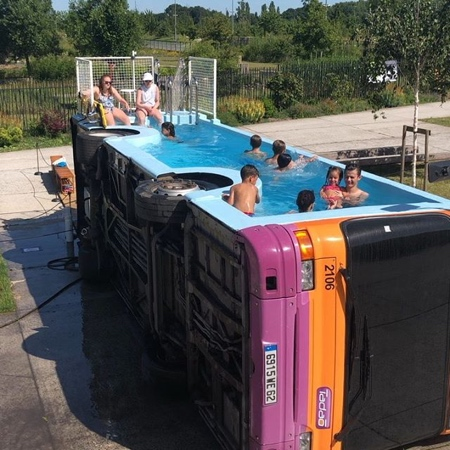 Benedetto Bufalino The Bus Pool
