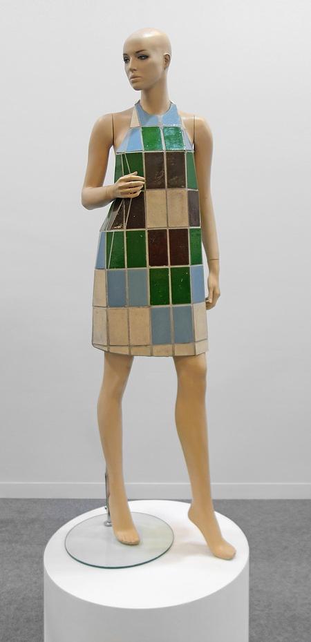 Ceramic Clothes
