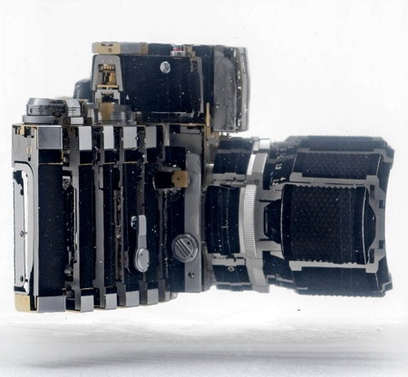 Sliced Camera